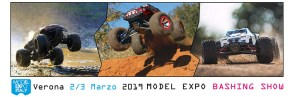 Gara Monster Truck, Truggy e Short Course a Verona