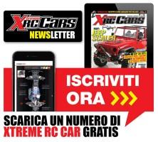 Iscriviti alla Newsletter di Xtreme RC Cars