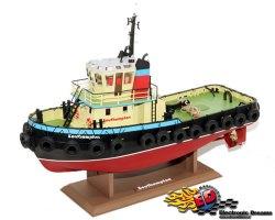 Hobby Engine: Southampton - Rimorchiatore Radiocomandato