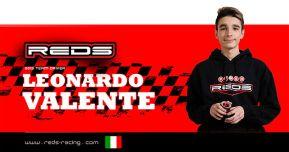 Leonardo Valente rimane con Reds Racing per il 2019!