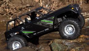 Axial Racing: Wraith 1.9 RTR Crawler in scala 1/10