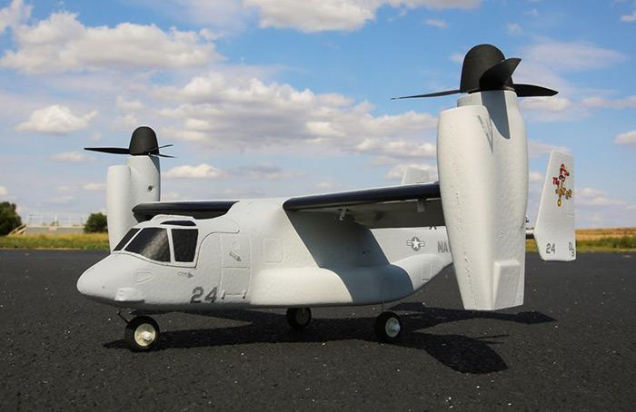 Eflite V-22 Osprey