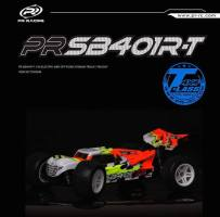 PR Racing SB401R-T Truggy 4x4 in scala 1/10