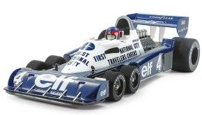 Tamiya Tyrrell P34 1977 Monaco GP Special