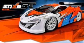 Serpent SRX8-GT On-Road Nitro in Scala 1/8
