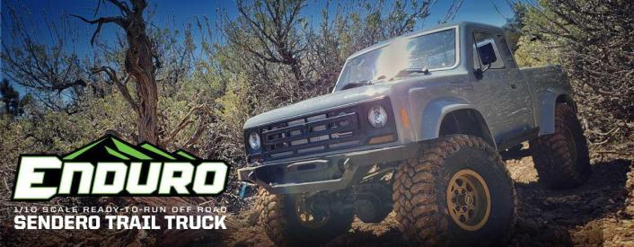 Element RC: Enduro Trail Truck Sendero 4WD RTR