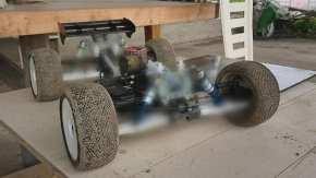 Kyosho: Prototipo della nuova Inferno MP10 Truggy