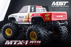 MST: Nuovo Monster Truck MTX1