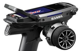 Sanwa M17: Nuove parti opzionali in lluminio