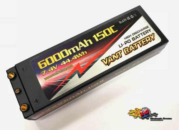 batteria vant vt-6000-150-2s