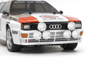 Tamiya TT-02 Audi Quattro Rally A2