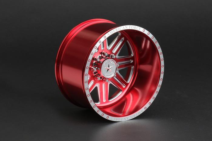 CNC Forged Wheel