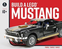 LEGO: Ford Mustang GT 350H - Libro