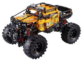 LEGO TECHNIC: Qual è il migliore offroad?