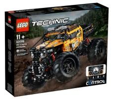 LEGO Technic Control+: Fuoristrada Xtreme 4x4 (42099)