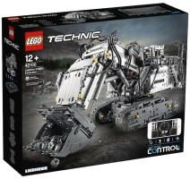 Escavatore LEGO Technic Liebherr R9800 (set 42100)