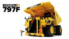 LEGO Technic: RC Caterpillar 797F - Dumper da miniera