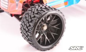 Sweep Racing: ruote SRC Wide Heavy-Duty per Monster Truck