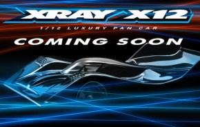 Xray X12 2020: presto in arrivo nei negozi