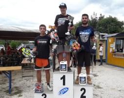 Terza prova campionato italianoACI Buggy in scala 1/8