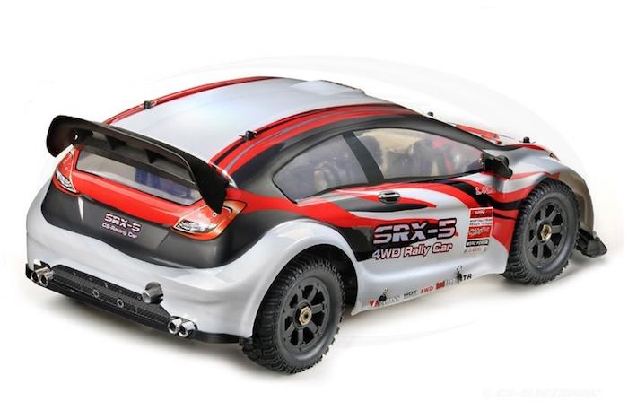 SRX-5 Rally Sport