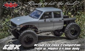 RC4WD: C2X Competition Scaler - Video