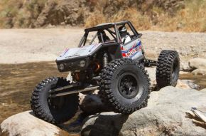 Axial Capra Unlimited Trail Buggy in Kit di montaggio