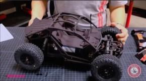 VIDEO: Prototipo del Kraken RC Stryker UTV 4WD