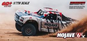 ARRMA: Mojave 6S BLX Desert Truck RTR in scala 1/7