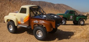 Axial: SCX10 II 1955 Ford F100 scaler RTR