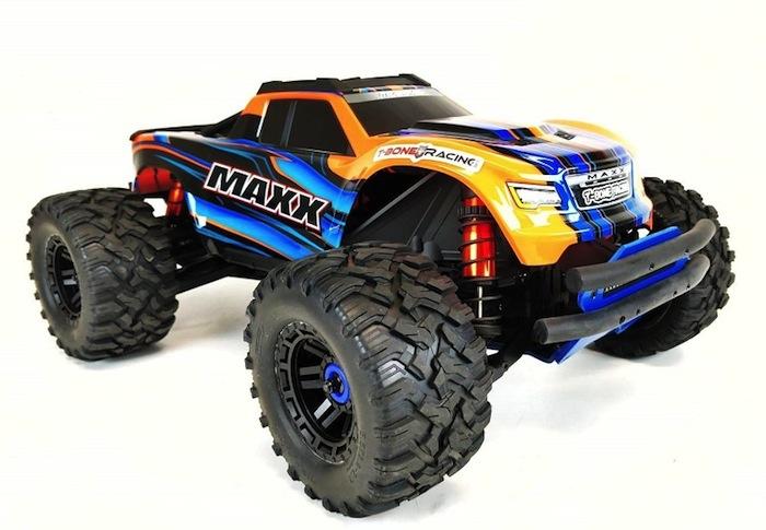 T-Bone Racing: Nuovi Bumper per il Traxxas MAXX
