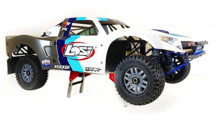 T-Bone Racing THE STAND LOSI CAR