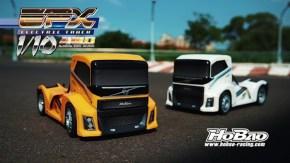 Hobao: Hyper EPX Semi Truck ARR In scala 1/10