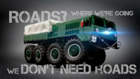 LEGO Technic: MAZ-535 - Camion radiocomandato 8x8
