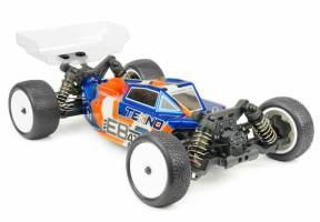 Tekno RC: EB410.2 Buggy 4WD da competizione 1/10