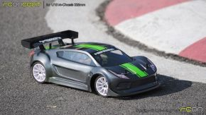 RCON: Carrozzeria  RConcept 225mm M-class Super Car