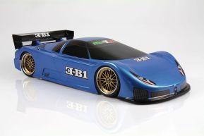 Mon-Tech: Carrozzeria E-B1 GT per automodelli 1/10