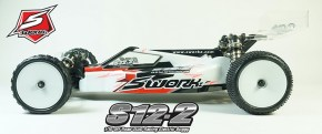 SWorkz: S12-2 2WD buggy kit in scala 1/10