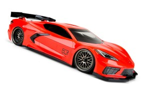 Protoform: carrozzeria Chevrolet Corvette C8