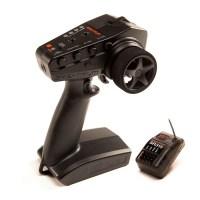 Spektrum: radiocomando DX3 Smart con ricevente SR315