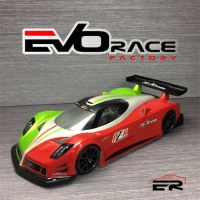 Evo Race Factory: Carrozzeria PZ-R GT 190mm