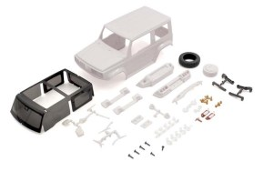 Kyosho: Mini-Z Suzuki Jimny Sierra White Body Set