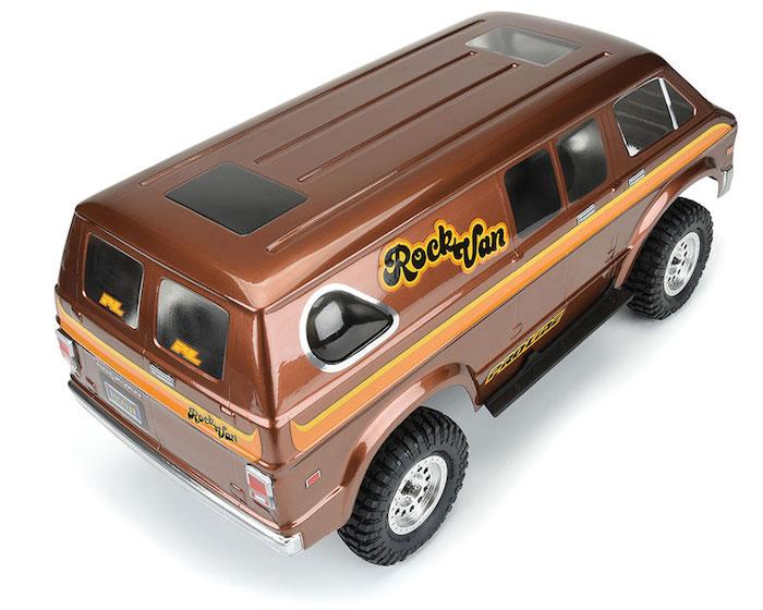 '70s Rock Van