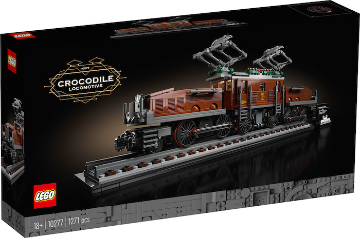 10277 Crocodile Locomotive