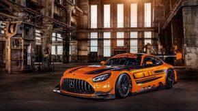 Kyosho: 2020 Mercedes-AMG GT3 – FW06 Nitro 4WD