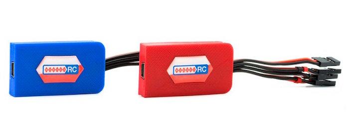 adattatore USB per radiocomandi