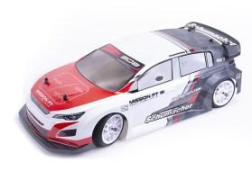 Schumacher Racing: Telaio Mission FT FWD
