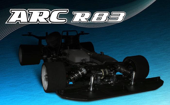 ARC: R8.3 chassis - Ecco il primo teaser
