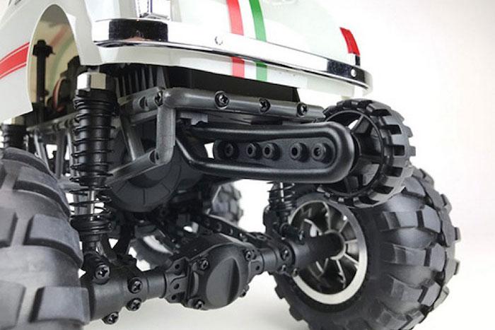 CEN- FIAT ABARTH 595 Q-Series - RTR 3