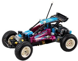 LEGO Technic: la buggy Off-road sulla neve!